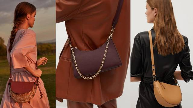 Super praktičan detalj: Mala torba s promjenjivim remenom