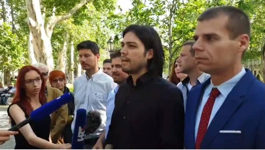 Sinčić: Bunjac je suspendiran, ja idem u Europski parlament