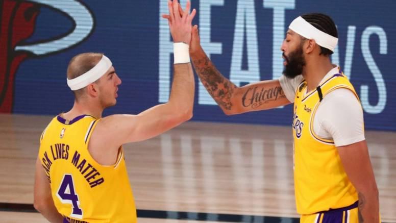 Denver se tek sad uključuje: LA Lakersi poveli s 'famoznih' 3-1