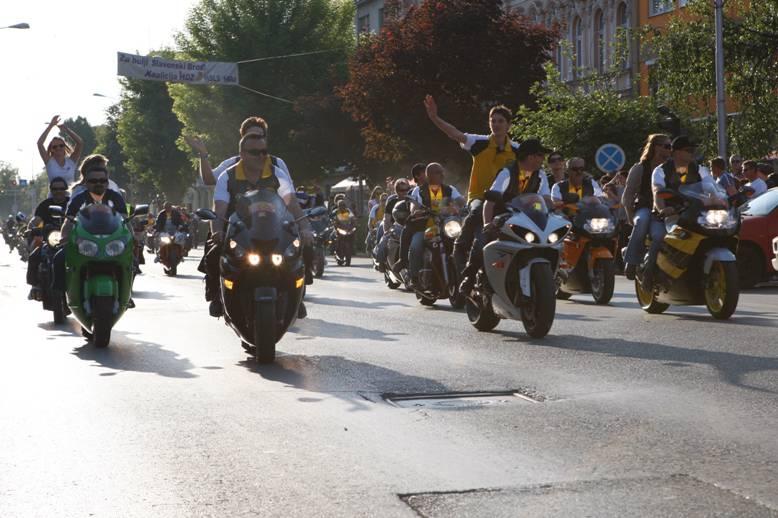 Novo izdanje Mega bikers susreta: Zabava je zajamčena