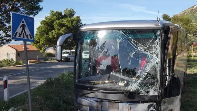 'Mislila sam da mi se kuća ruši, vidjela sam autobus u dvorištu'