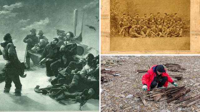 Rusi našli bačve i kobasice na Arktiku, 1872. ih ostavili Hrvati