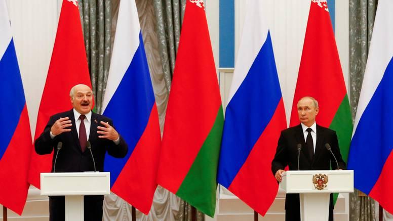 Putin i Lukašenko dogovorili su zajedničko tržište nafte i plina