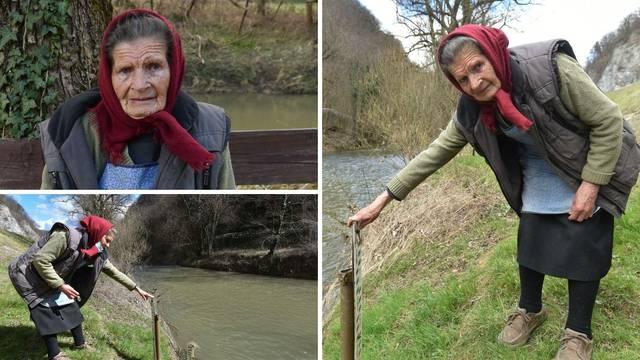 VIDEO Ja sam baka Roza, Sutli sam mjerila vodostaj preko pola stoljeća. Svaki dan, bez iznimke