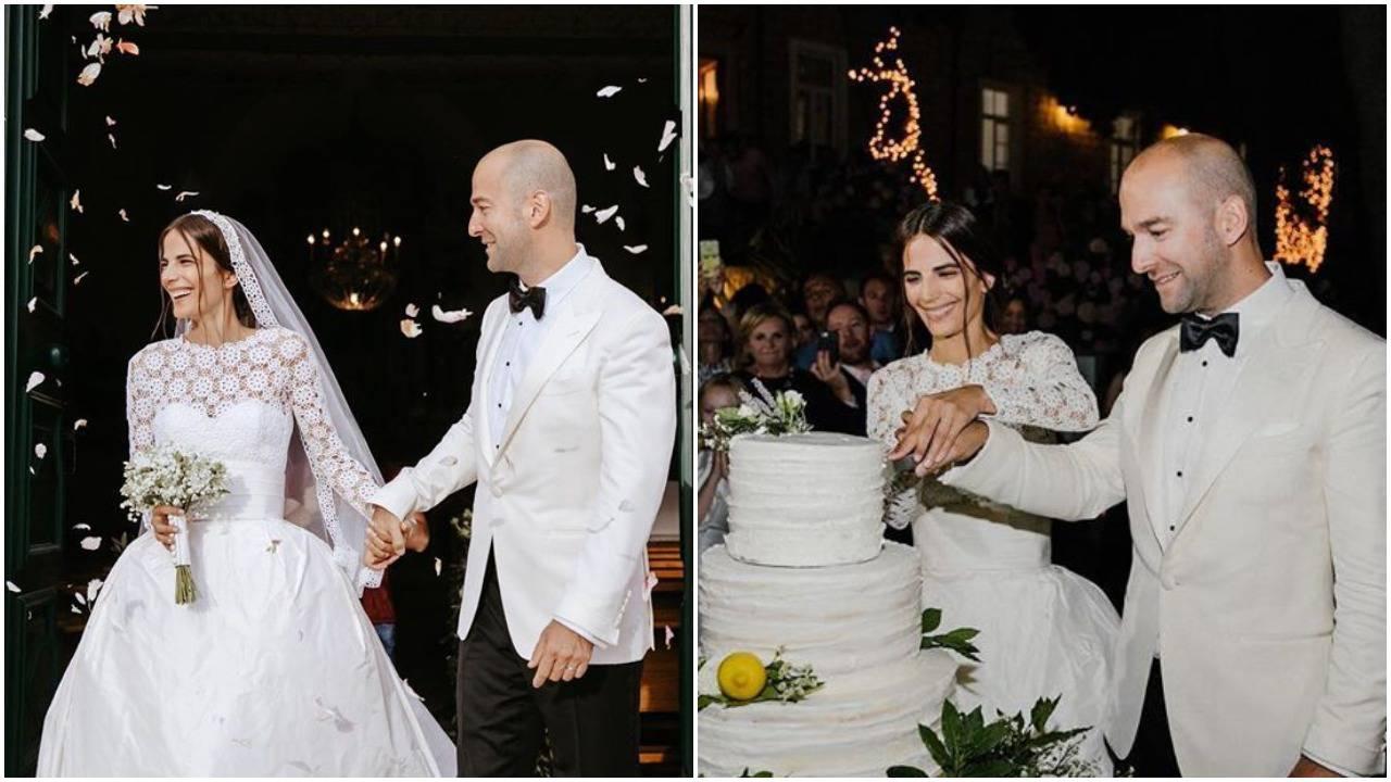 Objavila je nikad viđene fotke svadbe: 'Oborio si me s nogu...'
