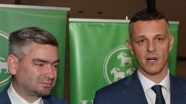 Poreč: Na 31. saboru IDS-a Valter Flego  predstavljen kao kandidat za EU parlament