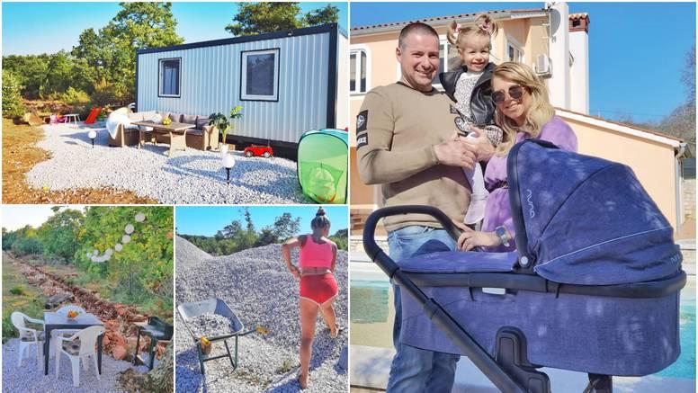 Valentina za 24sata: Živimo u kontejneru, dojadilo nam je plaćati najam, radit ćemo kuću