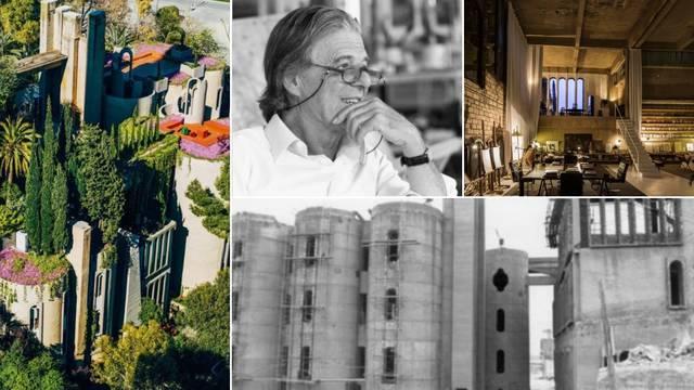 La Fabrica: Arhitekt  proveo 45 godina preuređujući tvornicu cementa  u bajkoviti zeleni dom