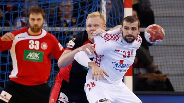 Men's Handball - Germany v Croatia - 2017 Men's World Championship Main Round - Group C