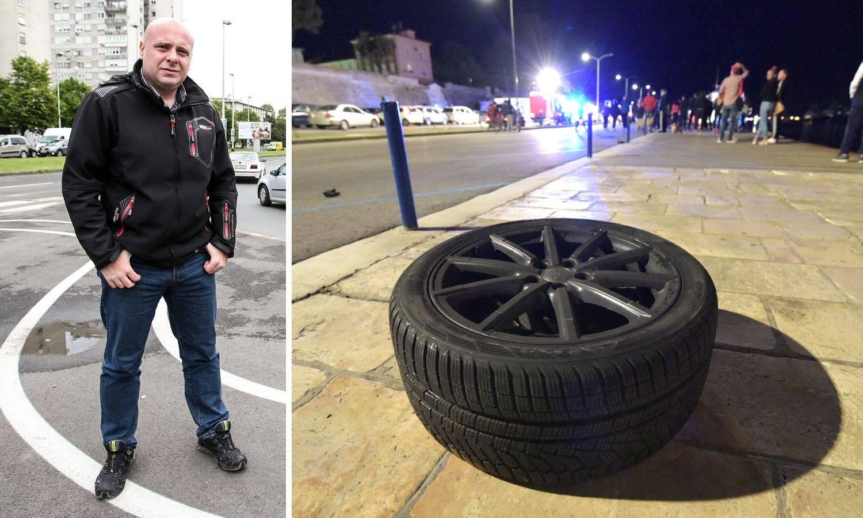 'U slijetanju auta kao u Zadru, vozač i putnici rijetko prežive'