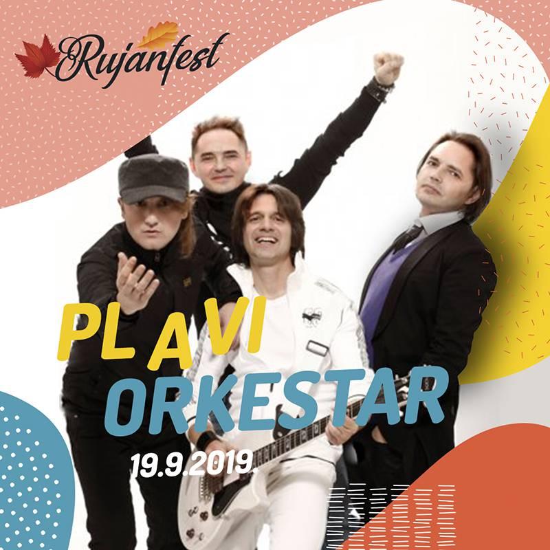 Plavi orkestar i Bajaga & Instruktori stižu na Rujanfest
