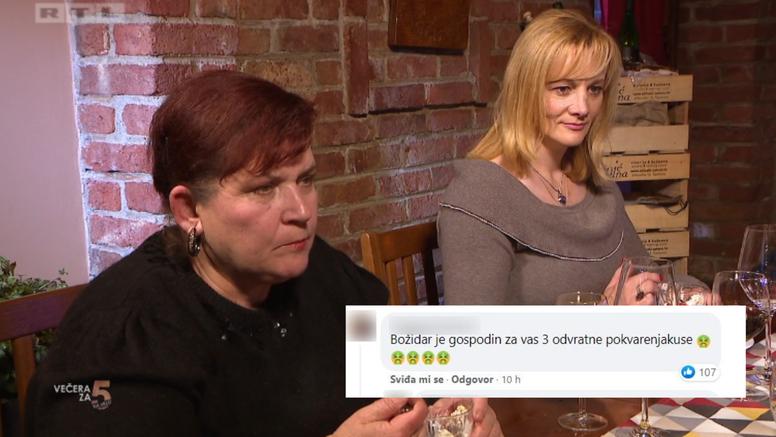Janja dala ocjenu 4 domaćici i još jače razbjesnila gledatelje: 'Povraća mi se od ovog tjedna'