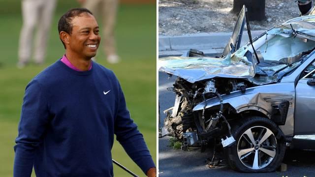 Woods zaspao za volanom? 'Ne sjećam se prometne nesreće, ma ni da sam uopće vozio auto'