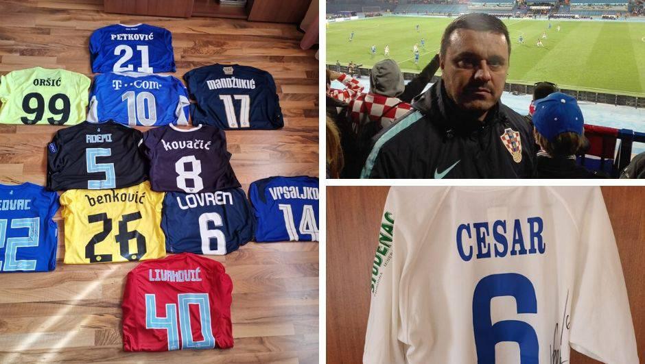 Mađar potrošio 20.000 kuna za dresove Dinama: Htio je Nikin!