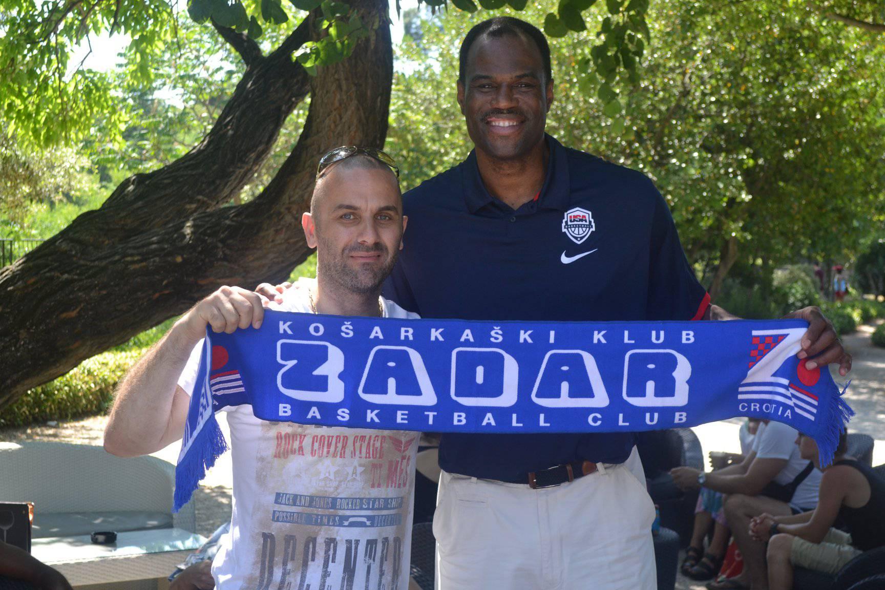 Legenda NBA lige i jedan od najboljih ikad posjetio Zadar!