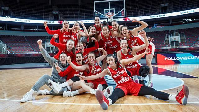 Djevojke koje opet vraćaju vjeru u hrvatsku žensku košarku...