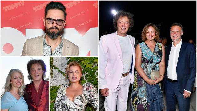 Huljićeva pop misa okupila je brojne slavne: Pojavili se Grašo, Jandroković i Andrea Šušnjara