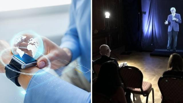 Bit će mainstream: Predavanja počinju držati hologrami