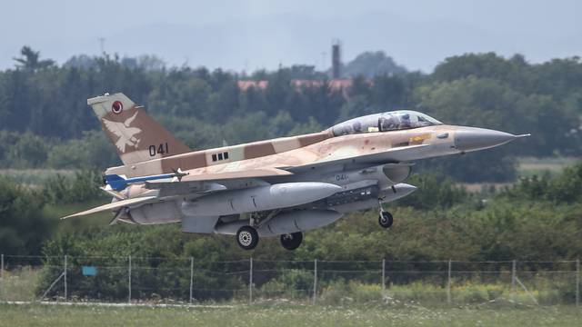 Dokument o nabavi F-16  stigao na Pantovčak u siječnju 2018.?