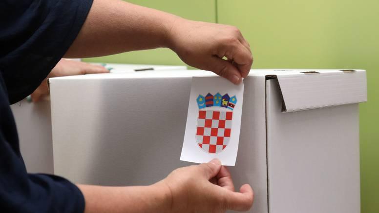Do 11.30 izašlo glasati 14,09 građana: Pogledajte kakva je izlaznost u vašoj županiji