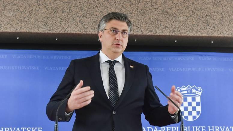 Plenković: Pa nije kava za van samo kava, moći će prodavati što nude, ali nema rada terasa