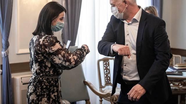 Osijek: Marija Vučković uručila ugovore o financiranju lokalnih projekata