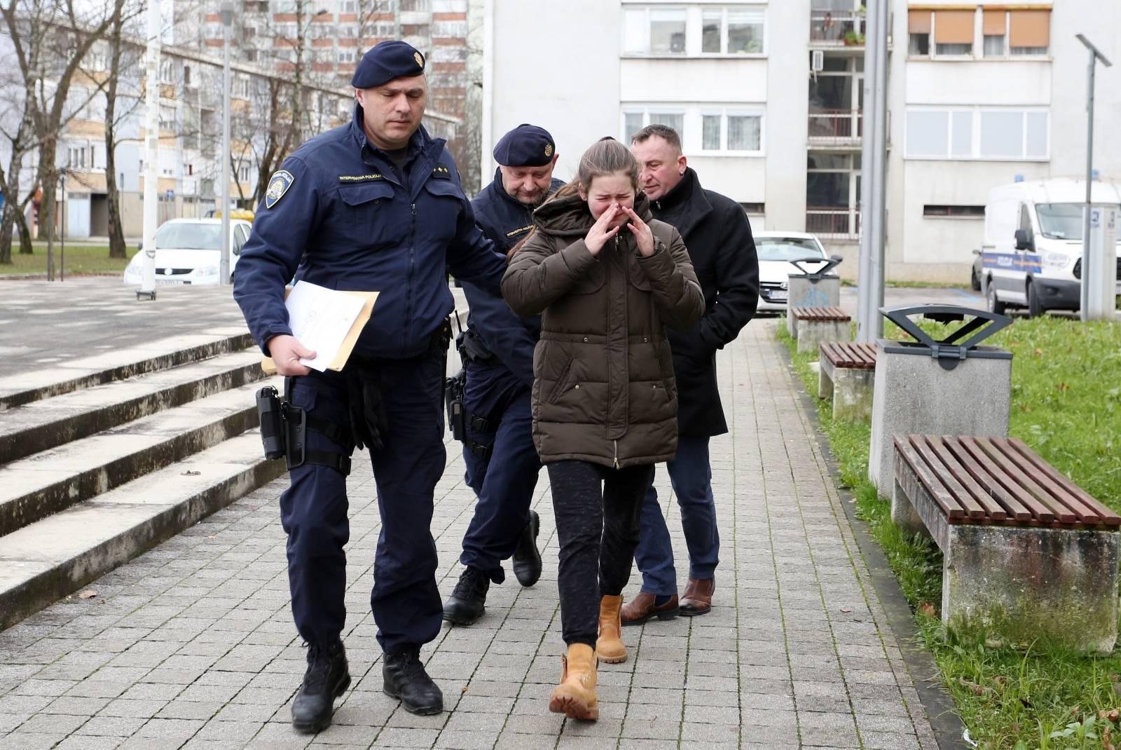 Karlovac: 19-godišnja vozačica dovedena na ispitivanje na Županijski sud