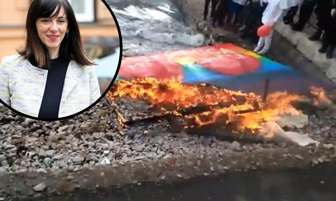 Divjak o spaljivanju slikovnice: Treba graditi otvoreno društvo