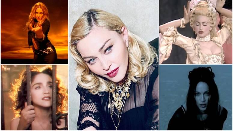 Madonna je odustala od faksa, prodavala je krafne, a svojim nastupima razljutila je i papu