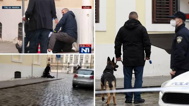 Policija objavila detalje: Napadač imao pušku i pištolj