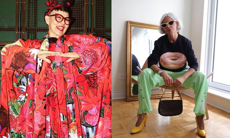 Dob modnih influencera nije bitna, puno je važniji dobar stil