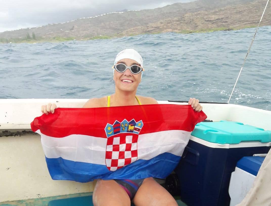 'Cijelu godinu plivam u moru i pripremam se za Sjeverni kanal u kojem je temperatura 12 ºC'