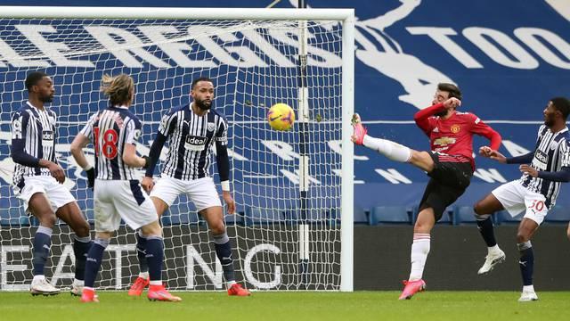Premier League - West Bromwich Albion v Manchester United