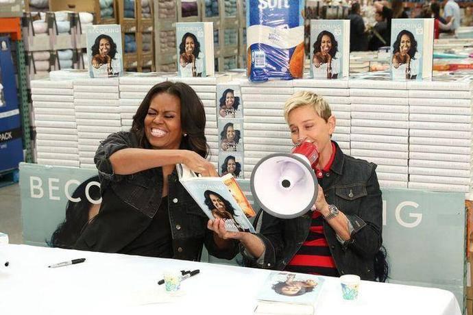 Iz knjige Michelle Obame: 'On me uhvatio jako ispod struka...'