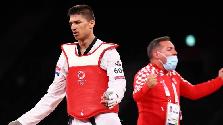 Hrvatska ima novu olimpijsku medalju, Toni Kanaet brončani! Povijesna za muški taekwondo