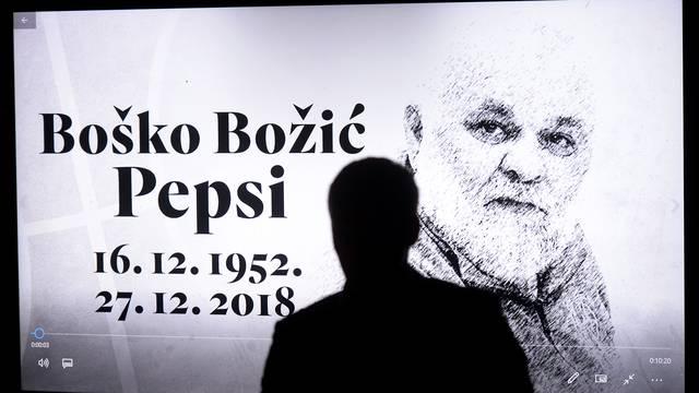 Zagreb: Svečano preimenovanje ŠSD Trnsko u ŠSD Boško Božić Pepsi