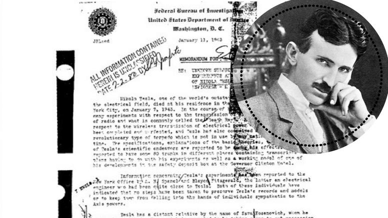 Tesla je svemirac s Venere a osmislio je oružje  'zraka smrti'