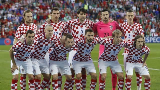 Croatia v Portugal - EURO 2016 - Round of 16