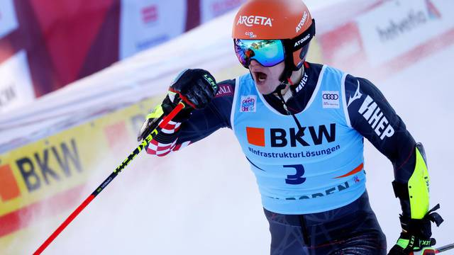 Alpine Skiing - Men's Giant Slalom
