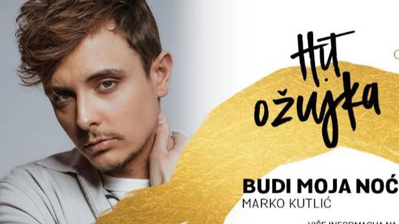 Cesarica za ožujak otišla u ruke Marku Kutliću, a njegov hit je najizvođenija pjesma festivala