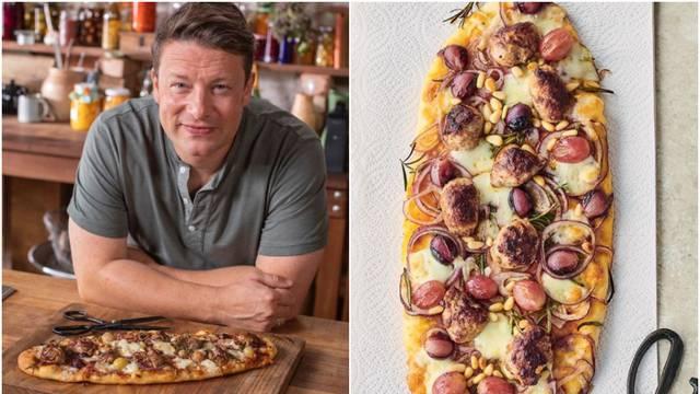 Šok i nevjerica! Pogledajte što Jamie Oliver stavlja na pizzu i kune se da je okus savršen