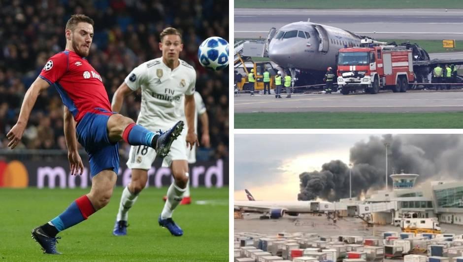 Žalostan sam zbog tragedije, mi u klubu letimo Aeroflotom