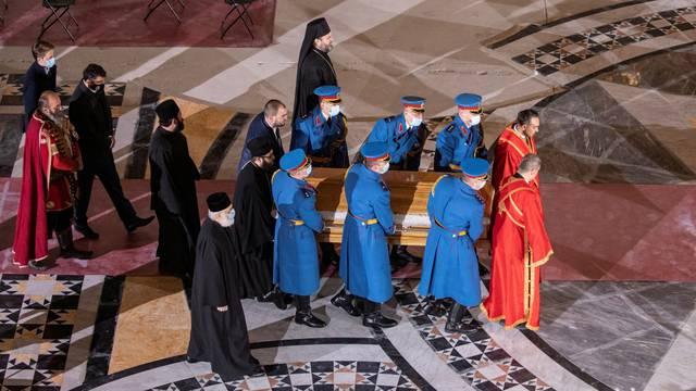 Patriarch of Serbian Orthodox Church dies of COVID-19