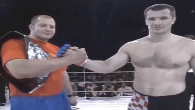 Legendarni Fjodor ne može bez ringa: Rus će se opet boriti...