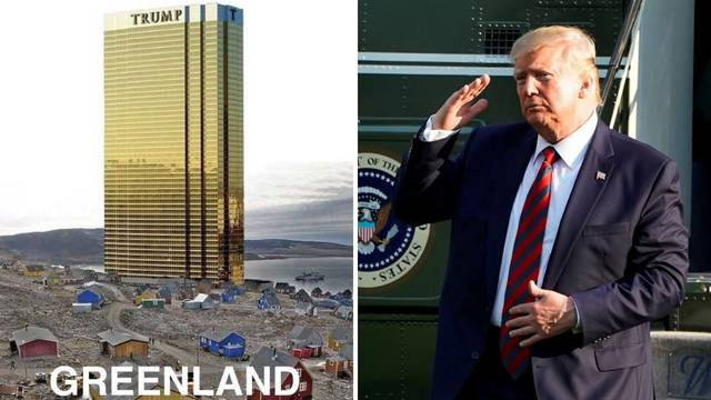 Trump otkazao posjet, Danci šokirani, premijerka smiruje