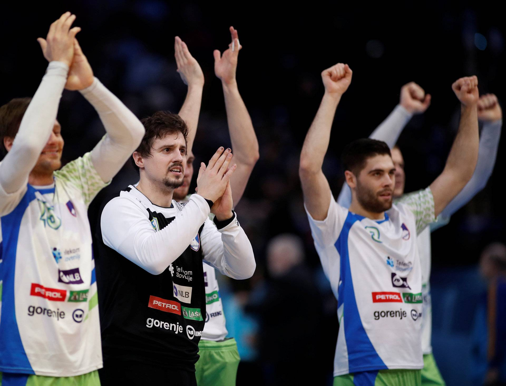 Men's Handball - Russia v Slovenia - 2017 Men's World Championship Second Round, Eighth Finals
