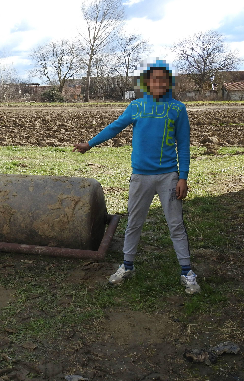 'Brata mi je pregazio valjak od 600 kg': Dječaka spasio susjed