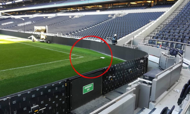 Novi stadion Tottenhama ima sve osim jedne male sitnice...