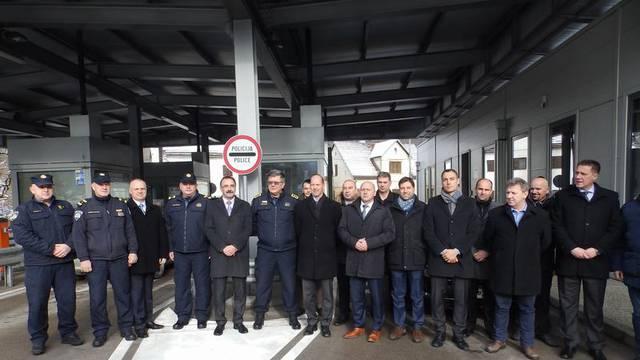 Tradicionalni susret policajaca iz Hrvatske, Slovenije i Italije