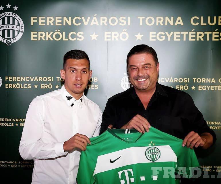 Lokomotiva u lovi: Uzuni ide u Ferencvaroš za 14 milijuna kuna